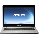 "Asus VivoBook S400CA-DS31T-CA 14.1"" Touchscreen LED Ultrabook - Intel Core i3 i3-3217U 1.80 GHz - Black S400CA-DS31T-CA"