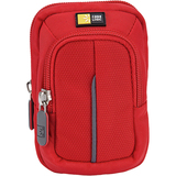 Case Logic Compact Case DCB-302 Carrying Case for Accessories - Red DCB-302RED