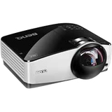 BenQ MW870UST 3D Ready DLP Projector - 720p - HDTV - 16:10 MW870UST