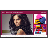 "LG 47"" Class (46.9"" Measured Diagonally) IPS Edge LED Full HD Capable Monitor 47WS50BS-B"