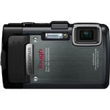 Olympus Tough TG-830 iHS 16 Megapixel Compact Camera - Black V104130BU000