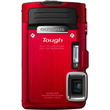 Olympus Tough TG-830 iHS 16 Megapixel Compact Camera - Red V104130RU000
