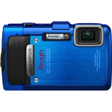 Olympus Tough TG-830 iHS 16 Megapixel Compact Camera - Blue V104130UU000