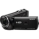 "Sony Handycam HDR-PJ220 Digital Camcorder - 2.7"" LCD - Exmor R CMOS - Full HD - Black HDRPJ220B"