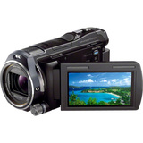 "Sony Handycam HDR-PJ650V Digital Camcorder - 3"" - Touchscreen LCD - Exmor R CMOS - Full HD - Black HDRPJ650VB"