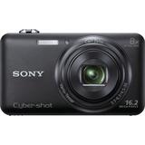 Sony Cyber-shot DSC-WX80 16.2 Megapixel Compact Camera - Black DSCWX80B