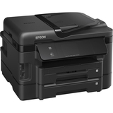 Epson WorkForce WF-3540 Inkjet Multifunction Printer - Color - Plain Paper Print - Desktop C11CC31202