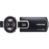 "Samsung HMX-QF30BN Digital Camcorder - 2.7"" - Touchscreen LCD - BSI CMOS - Full HD - Black"
