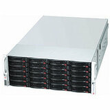 Supermicro SuperChassis SC847E16-R1K28JBOD System Cabinet