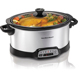 Hamilton Beach Programmable 7 Quart Slow Cooker (33473) - 33473