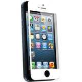 Qmadix Tempered Tech-Armor Apple iPhone 5, White