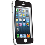 Qmadix Tempered Tech-Armor Apple iPhone 5, Black
