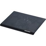 Cooler Master NotePal I100 - Ultra-Slim Laptop Cooling Pad with 140mm Silent Fan - Black