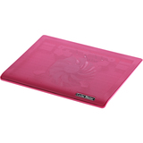 Cooler Master NotePal I100 - Ultra-Slim Laptop Cooling Pad with 140mm Silent Fan - Pink (R9-NBC-I1HP-GP)
