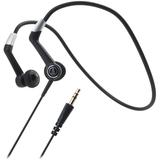 Audio-Technica ATH-CP700BK Backband Design SonicSport Headphones
