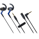 Audio-Technica ATH-CKP500 SonicSport In-ear Headphones