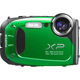 Fujifilm FinePix XP60 16.4 Megapixel Compact Camera - Green 16318497
