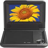"Audiovox D7021 Portable DVD Player - 7"" Display - 480 x 234"