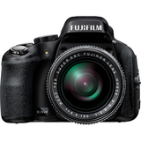 Fujifilm FinePix HS50EXR 16 Megapixel Bridge Camera - Black 16286412