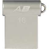 Patriot Memory Autobahn 16 GB USB 2.0 Flash Drive - Silver PSF16GLSABUSB