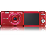 Fujifilm FinePix JX680 16 Megapixel Compact Camera - Red 16292241