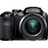 Fujifilm FinePix S4800 16 Megapixel Compact Camera - Black - 16301535