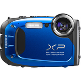 Fujifilm FinePix XP60 16.4 Megapixel Compact Camera - Blue - 16318306