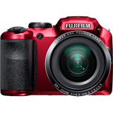 Fujifilm FinePix S6800 16.2 Megapixel Compact Camera - Red - 16303208