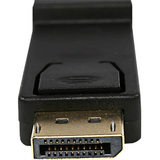 4XEM DisplayPort Male To Female Adapter