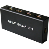 4XEM 5 Port HDMI Switch