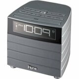 iHome Desktop Clock Radio IBT20GC