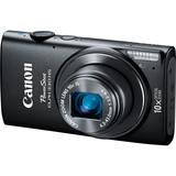 Canon PowerShot 330 HS 12.1 Megapixel Compact Camera - Black