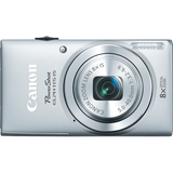 Canon PowerShot 115 IS 16 Megapixel Compact Camera - Silver