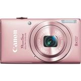 Canon PowerShot 115 IS 16 Megapixel Compact Camera - Pink