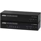 Aten USB Dual View KVM Extender with Deskew