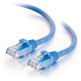 C2G 2ft Cat6 Snagless Unshielded (UTP) Network Patch Cable - Blue 03973