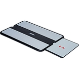 Aidata Portable Laptop Holder W/ Retractable Mouse Pad Via Ergoguys