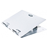 Aidata Aluminum Urtra-Light Laptop Stand W/ Carrying Bag Via Ergoguys