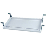 Aidata STANDARD UNDER DESK KEYBOARD TRAY PLATINUM VIA ERGOGUYS