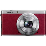 Fujifilm FinePix XF1 12 Megapixel Compact Camera - Red 16270889