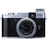 Fujifilm X20 12 Megapixel Compact Camera - Silver 16320696