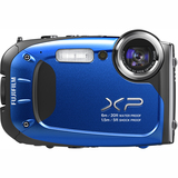 Fujifilm FinePix XP60 16.4 Megapixel Compact Camera - Blue 600012570