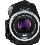 "JVC Everio GZ-E100 Digital Camcorder - 2.7"" LCD - CMOS - Full HD - Black"