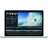 "MacBook Pro Retina Display 15"" 2.4GHz i7 8GB 256GB Ssd NVIDIA GeForce GT650M 1GB (Feb 2013)"