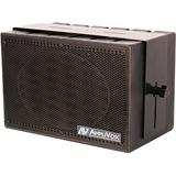 AmpliVox Mity Box S1230 50 W RMSSpeaker - Black