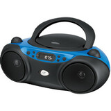 GPX BC232BU Radio/CD Player BoomBox