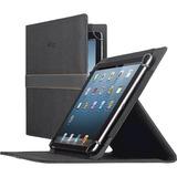 "Urban UBN220 Carrying Case for 8.5"" Tablet, Digital Text Reader, iPad mini - Black, Orange UBN220-4"