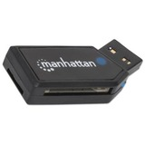Manhattan Mini USB 2.0 Multi-Card Reader & Writer 101677