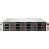 HP StoreVirtual 4530 SAN Array - 12 x HDD Installed - 7.20 TB Installed HDD Capacity