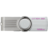 Kingston 128GB DataTraveler 101 Gen 2 (White) DT101G2/128GB